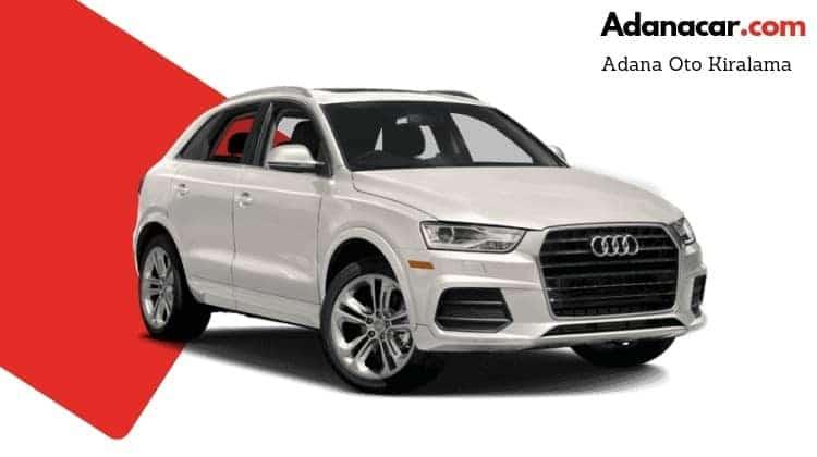 Audi Q3 Dizel Otomatik