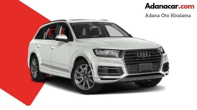 Audi Q7 Dizel Otomatik