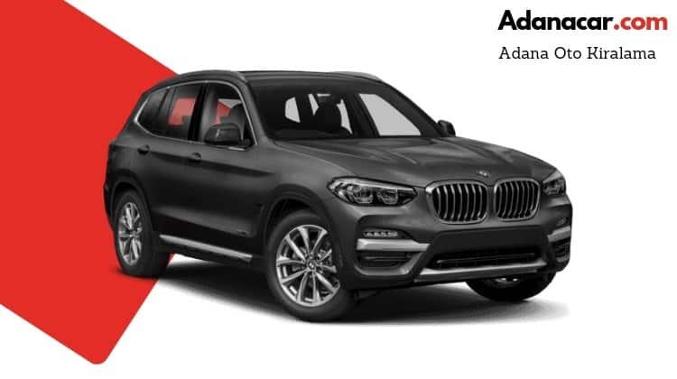 BMW X3 Dizel Otomatik