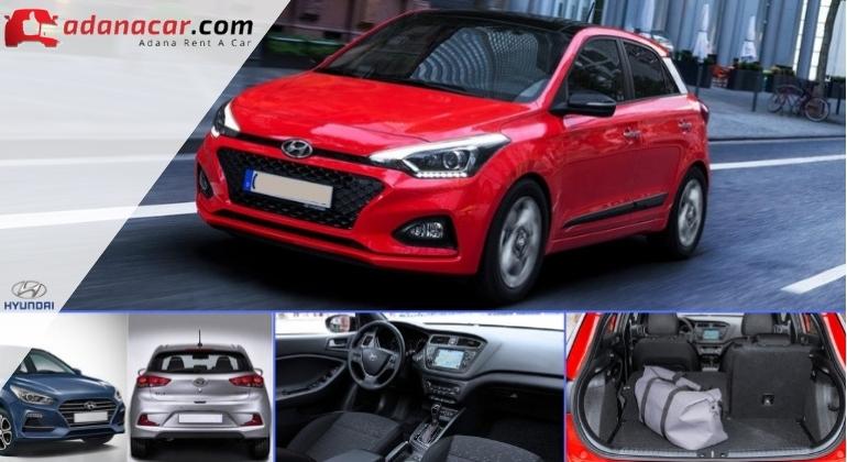 Hyundai i20 Kiralık Araç İncelemesi
