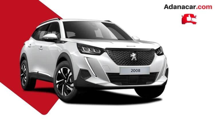 Peugeot 2008 - Benzin
