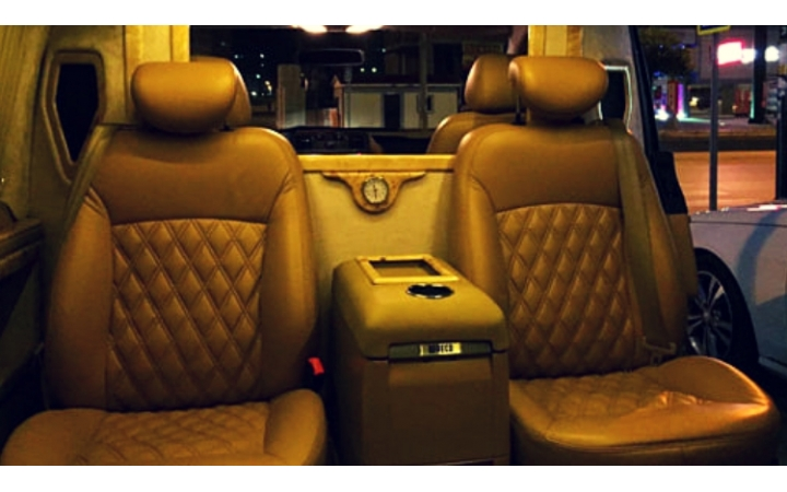 Adana Mercedes Vito Vip Araç Kiralama - VIP Donanımlı