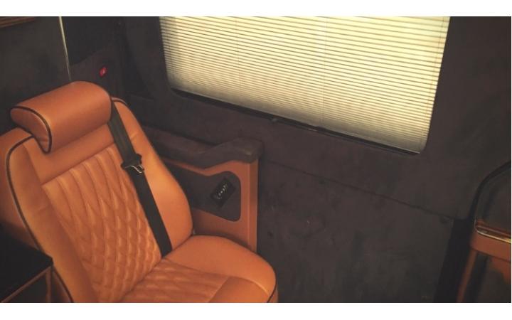 Adana Mercedes Sprinter Vip Araç Kiralama - Tam Donanımlı