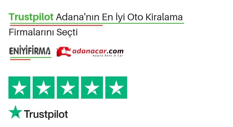 En Güvenilir Adana Oto Kiralama Firmaları