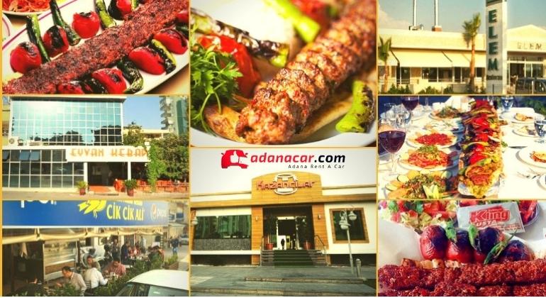 İkinci Porsiyon Garanti Adana'nın En İyi 5 Kebapçısı