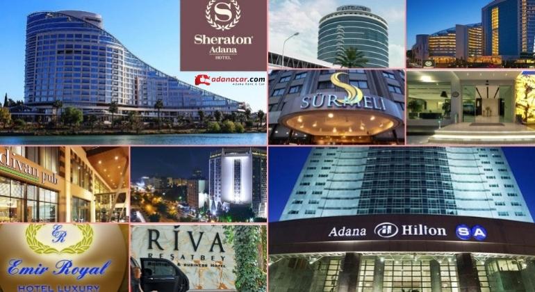 Adana'nın En İyi Otelleri