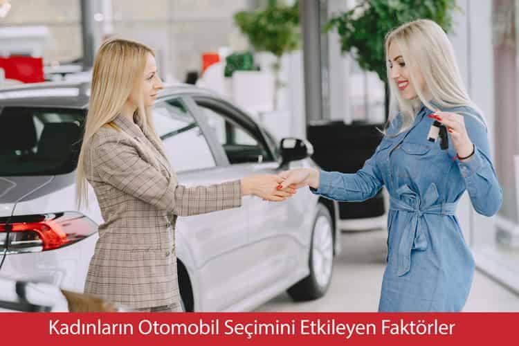 Kadınların Otomobil Seçimini Etkileyen Faktörler