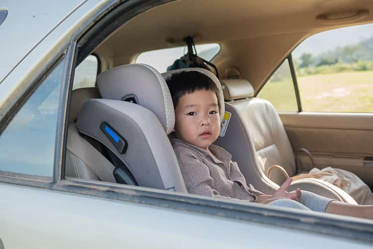 Kiralık Araçlarda Çocuk Koltuğu Kullanmanın Önemi