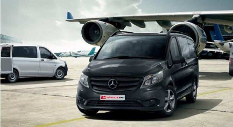 Kiralık Yeni Vip Mercedes Vito Minibüs
